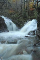 Cascades de la Chaudière et du Ninglinspo (Ruddy CORS) Tags: longexposure water river waterfall nikon eau stream rivière torrent filé poselongue d300s