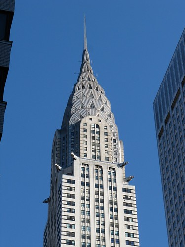 Chrysler Building, Nueva York, EEUU