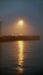 The Fog (Khoa D.D) Tags: california lighting fog night photography san fuji pentax k1000 diego pro epson 400h v500