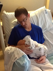 "Daddy and Paul in the Hospital • <a style=""font-size:0.8em;"" href=""http://www.flickr.com/photos/109120354@N07/10953542234/"" target=""_blank"">View on Flickr</a>"