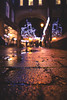 Low lit arch path (Tom Insole Photography) Tags: christmas street nightphotography blue windows orange tree window sparkles night photoshop canon reflections lights sussex golden arch photoshoot post pavement low christmaslights sparkle archway chirstmas downlow lowdown flickrmeet meet efs ef cambridgeshire sussexstreet edit nocturn lowlevel cambridgeatnight cs6 pavestones 40d cambridgebynight canon40d
