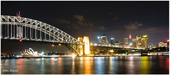 City view_Blues Point_Sydney (Elvir72) Tags: nightphotography panorama vivid australia darlingharbour operahouse northsydney bluespoint favouirite sonyalphaa77