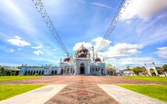 Masjid Negeri Kedah/Zahir Mosque (taufuuu) Tags: building architecture landscape state mosque masjid kedah kipa negeri