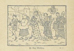 """British Library digitised image from page 8 of """"le Gestes of ye Ladye Anne: a marvellous and comfortable tale. Edited [or rather written] by E. F. Illustrated, etc"""""""