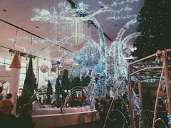 (Mark Kidsley) Tags: christmas xmas miltonkeynes decoration flickrandroidapp:filter=none vscocam