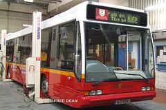 Bus Eireann OP34 (99D85543). (Fred Dean Jnr) Tags: bus galway schoolbus excel buseireann 8185 optare december2006 busscoile op34 exgonortheast galwaydepot 99d85543 t835rbr