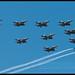 Mass F-16 Flypast - KLu