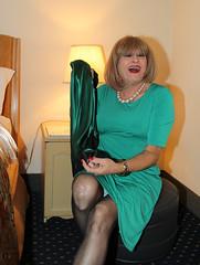 new95318-IMG_5212t (Misscherieamor) Tags: hotel tv feminine cd tgirl transgender mature sissy tranny transvestite slip satin crossdress ts gurl tg travestis travesti travestie m2f xdresser tgurl slipshowing