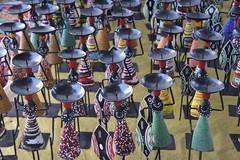 Porta candele (www.kenyanonsolosafari.com) Tags: drums souvenirs market kenya centre nairobi craft tribal safari masks jewlery tribe maasai batik kikuyu kikoy localcrafts stone market village local kitenge kenya soap artigianatolocale westgate masai maasai blankets nairobi yaya