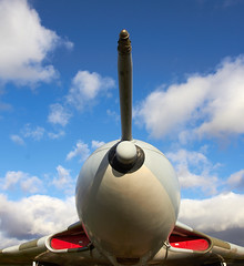 Vulcan (Bernie Condon) Tags: plane vintage aircraft aviation military jet vulcan newark bomber raf warplane avro vbomber bombercommand strikecommand