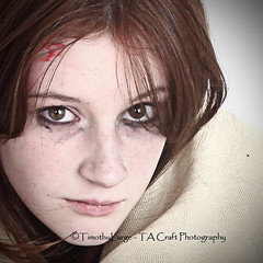 You ain't gonna stop me. . (Hi, I'm Tim.) Tags: woman white cute girl beautiful beauty face youth studio model pretty young teen attractive teenager teenage timlarge tacraftphotography tacrafts timothylargetacraftphotography timothylarge thenanostudio