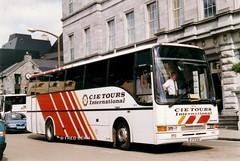 Bus Eireann VC72 (97D16130). (Fred Dean Jnr) Tags: bus galway volvo coach algarve caetano may1999 buseireann b10m cietoursinternational eyresquaregalway vc72 97d16130
