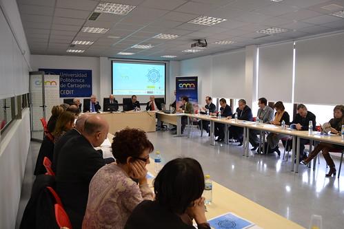 Reunión Consejo de Dirección CMN grupo