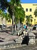 Beneficencia Plaza (SamyColor) Tags: color colour colors colorful colours oldsanjuan puertorico colores sanjuan skateboard colori viejosanjuan patineta canoneos50d lightroom3 samycolor canoneos28105usm beneficenciaplaza