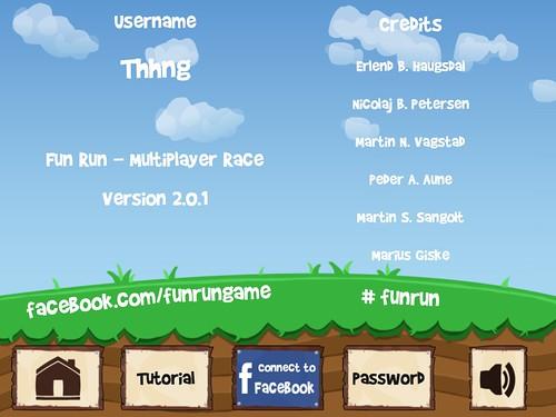 Fun Run - Multiplayer Race Credits: screenshots, UI