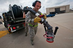 New Jersey National Guard (The National Guard) Tags: new soldier army us force aircraft military air guard nj hose national nationalguard jersey soldiers ng guardsmen troops fuel refuel usarmy petroleum guardsman airman airmen kc135 stratotanker njng