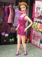 Mastel Industries 'The Closet Show' (mydollfamily) Tags: summer kara nikki barbie drew lea glam teresa marissa kayla fashiondoll mattel luxe xfiles chandra midge nichelle danascully jayla trichelle barbiestyle soinstyle barbiebasics