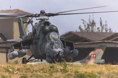 AH-2 Sabre (MI-35) (Enilton Kirchhof) Tags: sabre helicoptero ah2 forcaaereabrasileira brazilianairforce mi35 fotoeniltonkirchhof bantbaseaéreadenatal cruzexflight2013 131112eni6797ceniltonkirchhof