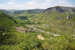 Villages de Peyreleau et du Rozier (ijmd) Tags: france landscape paysage gorgesdelajonte peyreleau lerozier caussenoir