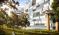 Revieira Abidjan (sergiomereces) Tags: lighting architecture 3d interiors exterior render visualization vray