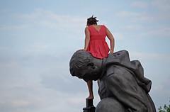 ... (elisachris) Tags: park sky berlin pentax himmel treptow treptowerpark sowjetischesehrenmal sowjetischesehrenmaltreptow pentaxk50