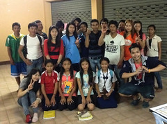 Saphan Siang Youth Ambassadors with Human Rights and Development Foundation (HRDF)
