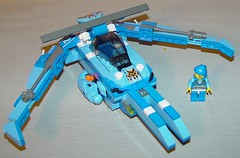 Lazytown Sportaship (fungandus) Tags: lego nintendo racing legos spaceship build snot n64 moc afol supernintendo supernes fzero lazytown sportacus myowncreation fzerox advancedbuildingtechniques snottechnique