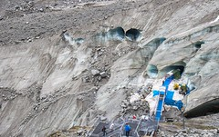 visit Sea of Ice Cave (werner boehm *) Tags: glacier chamonix montblanc merduglace seaofice eisgrotte wernerboehm