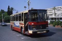 JHM-1983-0590 - France, Nice, autocar Saviem (jhm0284) Tags: france nice 06nice niceam alpesmaritimes