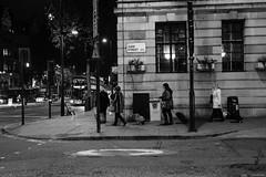 The convoy (Keltia) Tags: 2016 street france camera:make=fujifilm camera:model=xt2 exif:isospeed=6400 geocity exif:lens=xf23mmf14r geo:country=france exif:model=xt2 exif:aperture=28 exif:make=fujifilm exif:focallength=23mm geostate geolocation fujifilm xt2 london londres sans blackandwhite acros streetphotography