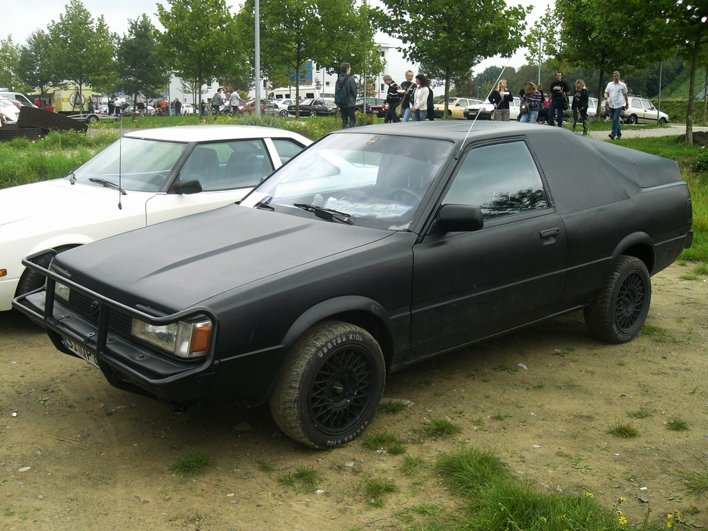 Subaru L 1800 Coupe (911gt2rs) Tags: Event Treffen Meeting Show Youngtimer  Offroad Matt
