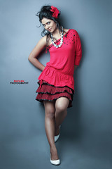 South Actress Deepika Das Hot In Modern Dress Photos Set-4 (26)