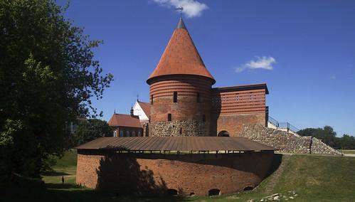 Castillo de Kaunas
