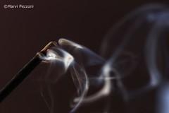 Holy Smoke (MarviMPZ) Tags: fumo smoke macro incenso incense marvipezzoni