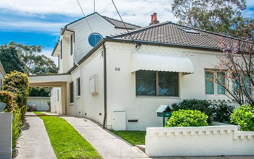 86 Bundock Street, Randwick NSW 2031