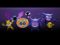 Pokmon GO - Halloween Is Approaching... (Download Youtube Videos Online) Tags: pokmon go halloween is approaching