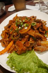 (lulun & kame) Tags: newyork asianfood america newyorkcity   queens   usa  koreanfood   lumixg20f17