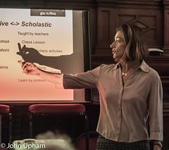 Didactics of Strategy Games Conference 2016 (John Upham) Tags: 2016 backgammon cambridge go schach shogi ajedrez chess didactics games strategy checs  cambridgeshire england en