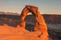 Double Arches - Delicate Arch (FollowingNature) Tags: doublearches delicatearch utah archesnationalpark followingnature