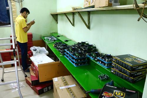 lắp đặt phòng net trọn gói tại Hà Nội