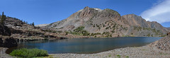 Lake Helen (Calochortus) Tags: panorama inyonationalforest hooverwilderness mountainlake millcreek lakehelen