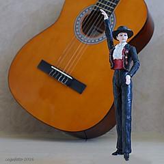 ...Ol... (cegefoto) Tags: 116picturesin2016 gitaar guitar flamenco dans dance dansstijl dancestyle flamencodanser graceful gratieus sierlijk stijlvol style explored