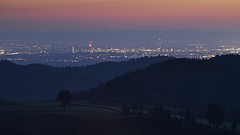 MA sunset (yury shulhevich) Tags: mannheim evening eveninglights citylights nature city longexposure dimlight colors landscape ys2016 september autumn odenwald niceweather photography mountain beautifulsunset