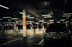 Christine #Christine #coupe #mercedes #eclass (mac d-ski photography) Tags: christine evil car german mercedes eclass coupeeclass dublin carpark creepy