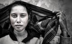 indonesia - lombok (mauriziopeddis) Tags: una ragazza incontrata spiaggia di lombok indonesia bianconero blackandwhite portrait ritratto bwn bn bnw portraits ritratti girl beach