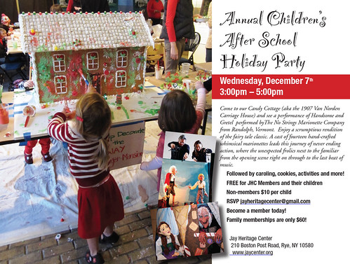 Children's Holiday Party 2016