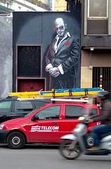 in the street (maramillo) Tags: maramillo urban streetart yourock unanimous
