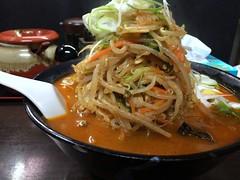 Gomoku Miso Ramen from Arakiya @ kanda (Fuyuhiko) Tags: certain ramen from arakiya kanda   gomoku miso     tokyo