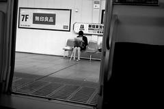 (lemonhats) Tags: olympusmjupanorama olympus3535 fujifilmneopanacros100 classiccamera vintagecamera automatic pointandshoot 35mmf35 autofocus primelens wideprime iso100 35mmprintfilm blackandwhite traditionalphotography analoguephotography filmphotography filmisalive shootfilm filmcommunity fpper kodakd76 homedevelopment wandering seibushinjukuline shinjukustation tokyoto japan fromatrainwindowdarkly candid intrusive