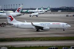 China Eastern Airlines B-5689 (Howard_Pulling) Tags: shanghai pudong airport pvg china chinese aircraft howardpulling